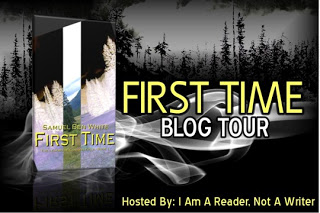 First Time Blog Tour Button